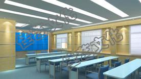 商洛市财政局视频会议室