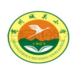 商州城关小学校徽