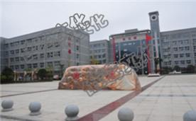 陕西省山阳中学地理园